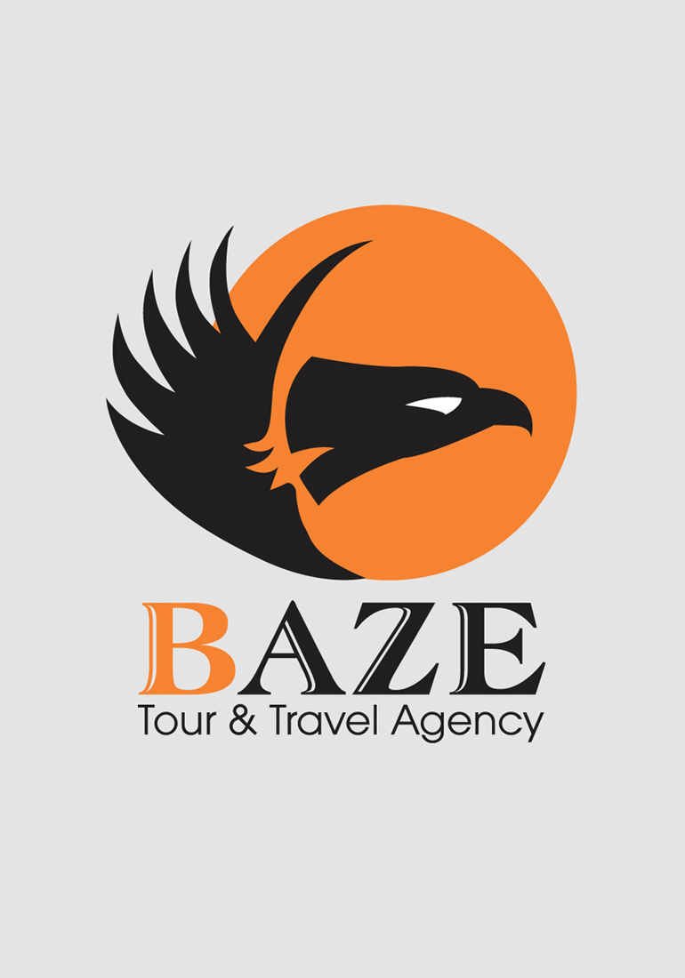1008 art freelancer group design services logo design, Baze Tour & Travel Agency